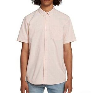 Volcom Everett Oxford Button Down Shirt